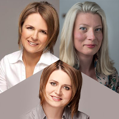 Kriszta Madai, Judit Soós, Natalie Kállay